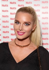 Helen Flanagan Blonde
